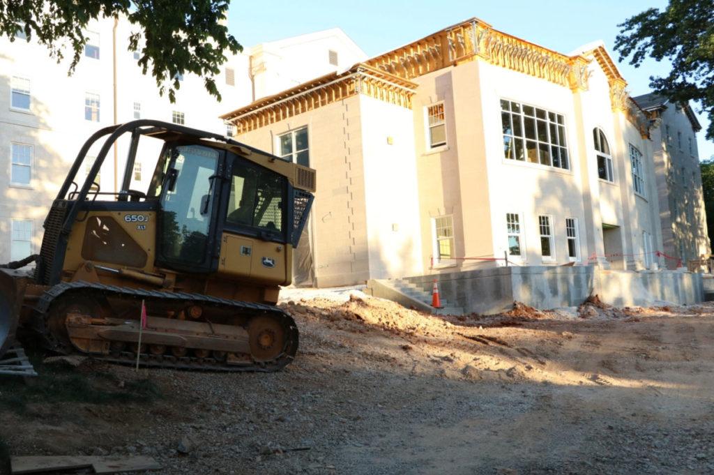 WKU plans major construction on campus