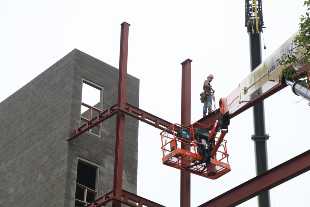 Residence hall construction to modernize campus housing