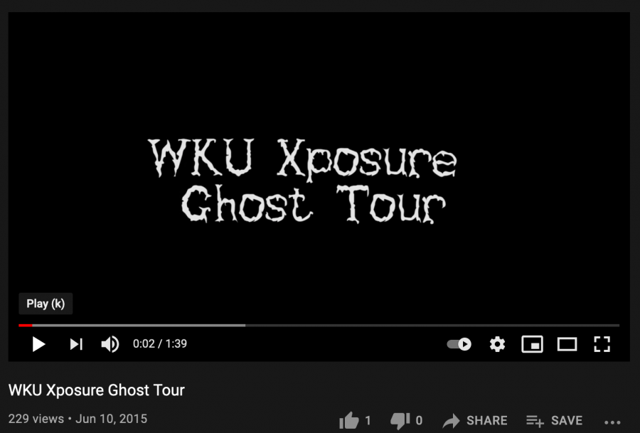 X15 ghost tour